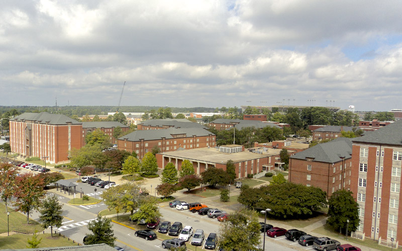 Auburn University Dormitories